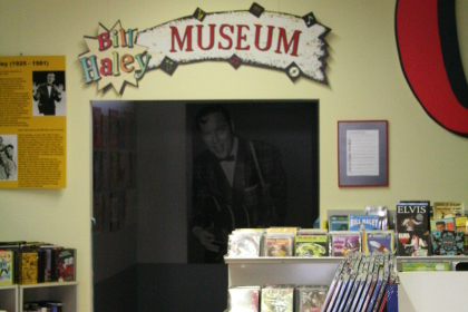 Bill Haley Museum